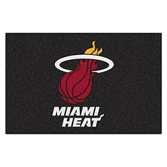 FANMATS Miami Heat Starter Rug