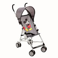 Disney's Mickey Mouse Umbrella Stroller with Canopy