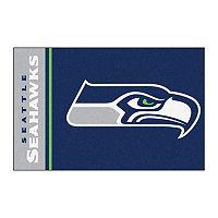 FANMATS Seattle Seahawks Starter Rug