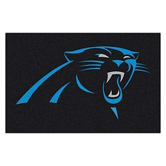 FANMATS Carolina Panthers Starter Rug