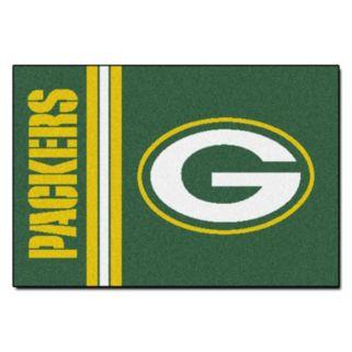 FANMATS Green Bay Packers Starter Rug