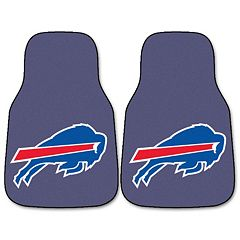 FANMATS Buffalo Bills 2-Pack Carpeted Car Mats
