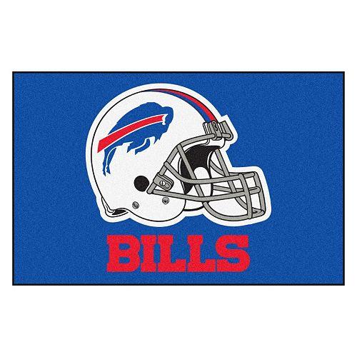 FANMATS Buffalo Bills Starter Rug
