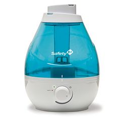 Safety 1st 360 Cool Mist Ultrasonic Humidifier