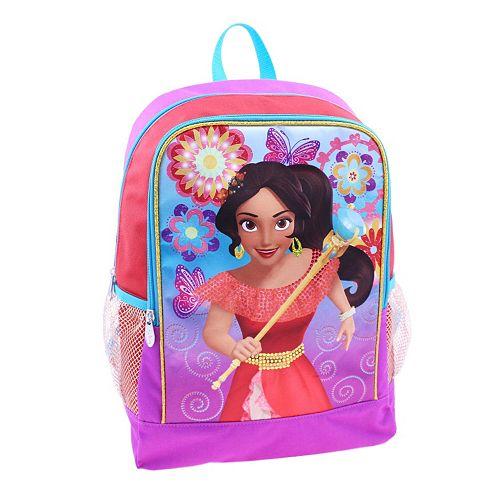 Disney's Elena of Avalor Kids Floral Backpack