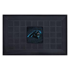 FANMATS Carolina Panthers Doormat