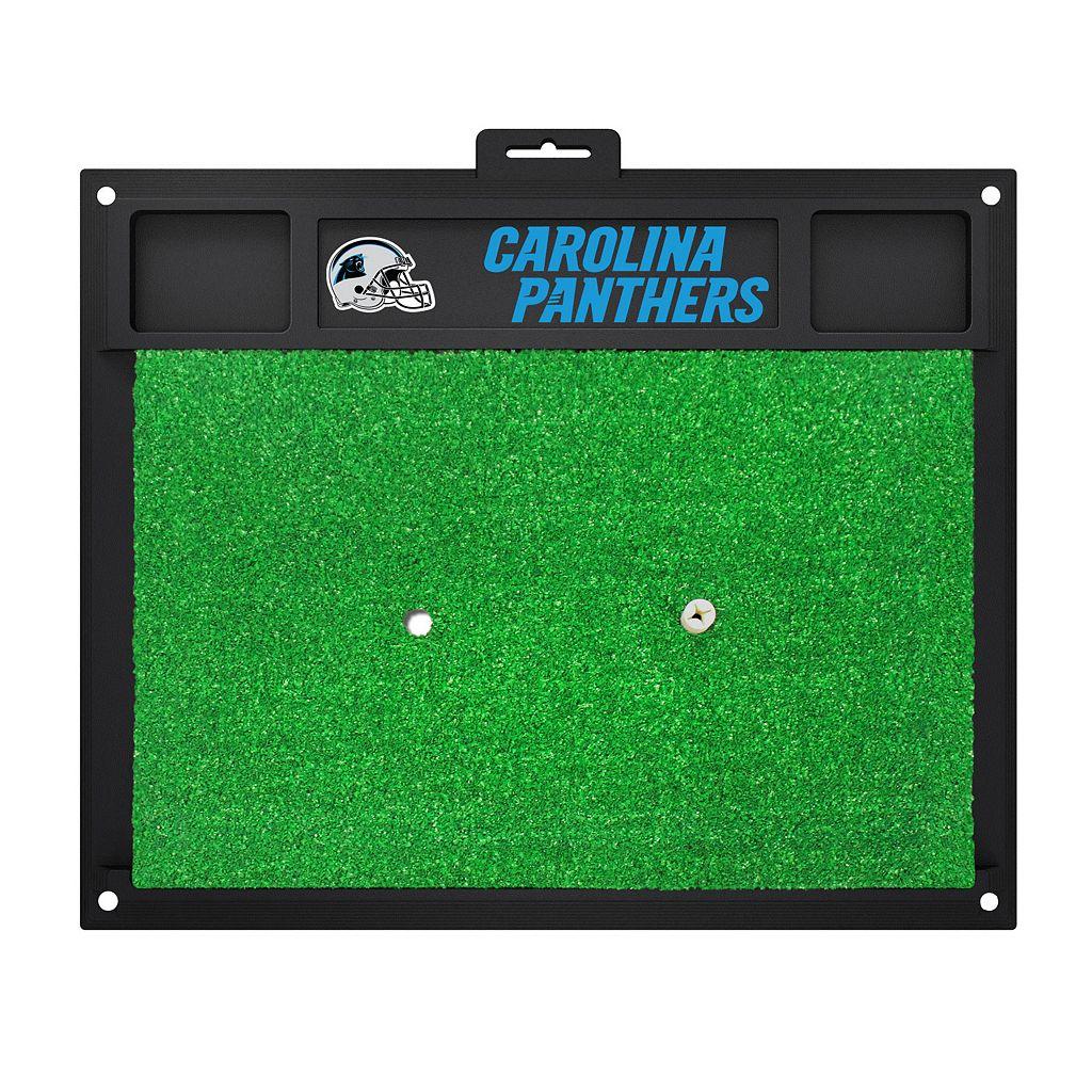 FANMATS Carolina Panthers Golf Hitting Mat