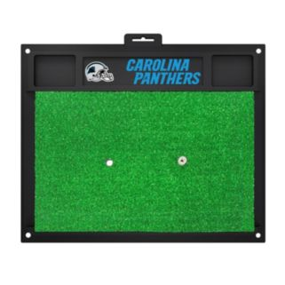 FANMATS Carolina Panthers Golf Hitting Mat