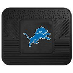 FANMATS Detroit Lions Utility Mat