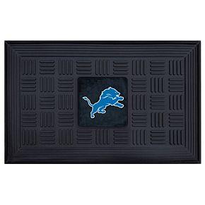 FANMATS Detroit Lions Doormat