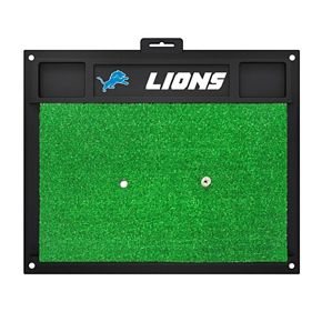 FANMATS Detroit Lions Golf Hitting Mat