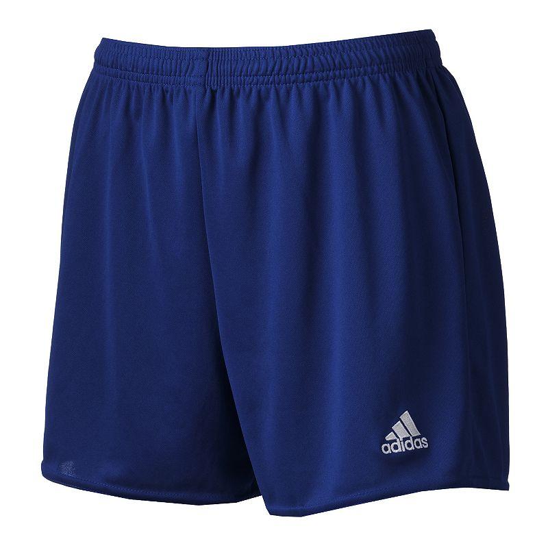 adidas Team Parma 16 Shorts - Womens - Dark Blue/White