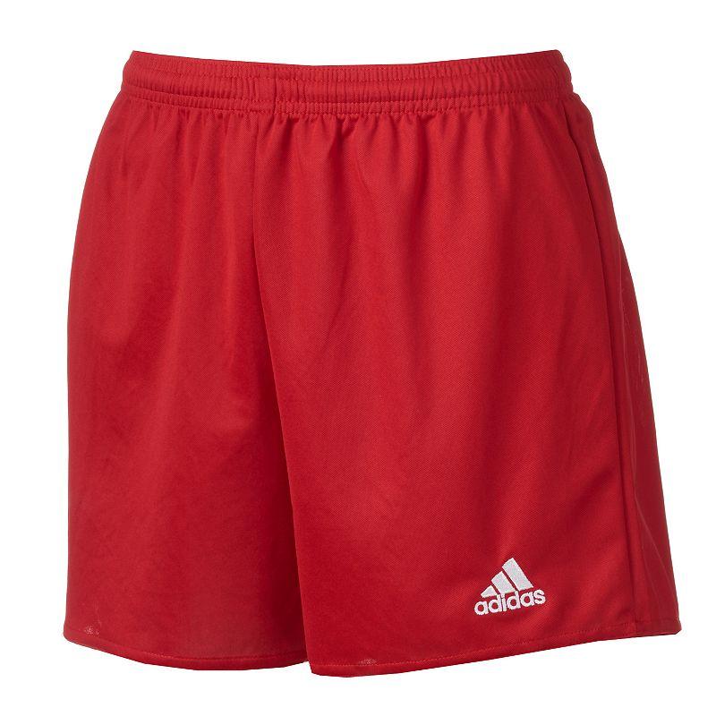 adidas Team Parma 16 Shorts - Womens - Power Red/White