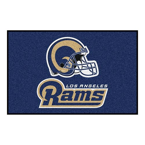 FANMATS Los Angeles Rams Starter Rug