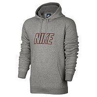 Men's Nike Fleece Logo Hoodie