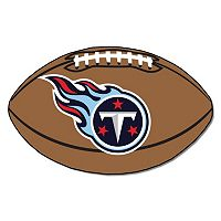 FANMATS Tennessee Titans Football Rug