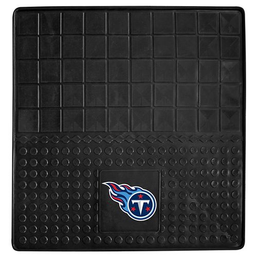 FANMATS Tennessee Titans 2-Pack Heavy Duty Cargo Mats