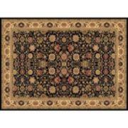 Rugs America New Vision Tabriz Framed Floral Rug