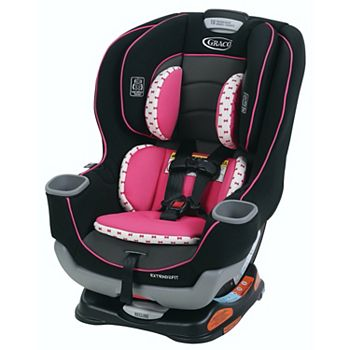 Graco Extend2Fit Convertible Car Seat + $20 Kohls Cash