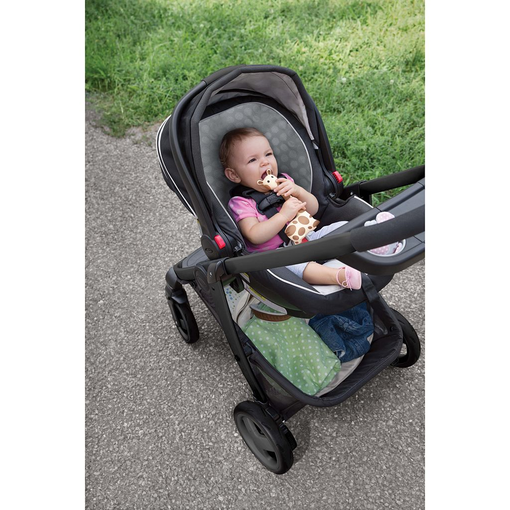 Graco Modes Click Connect Travel System Stroller