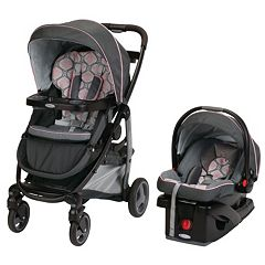 Graco Modes Click Connect Travel System Stroller  by