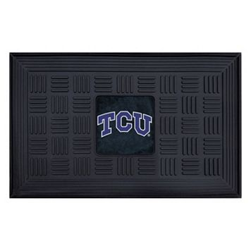 FANMATS TCU Horned Frogs Doormat