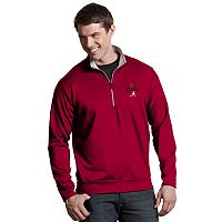 Men's Antigua Alabama Crimson Tide 2015 National Champions Leader Pullover