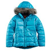 Girls 4-18 Columbia Thermal Coil Winter Chills Midweight Jacket