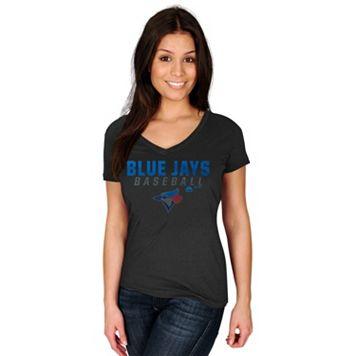 Plus Size Majestic Toronto Blue Jays Baseball Tee