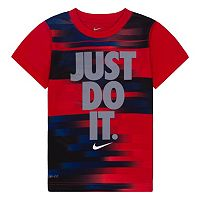Boys 4-7 Nike Dri-FIT Sublimated