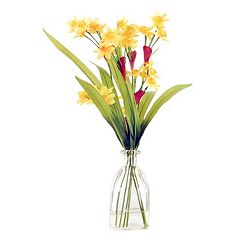 Designs by Lauren Artificial Narcissus Arrangement