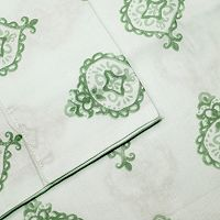 Medallion Cotton Sheet Set