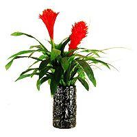 Designs by Lauren Artificial Bromeliad Plant