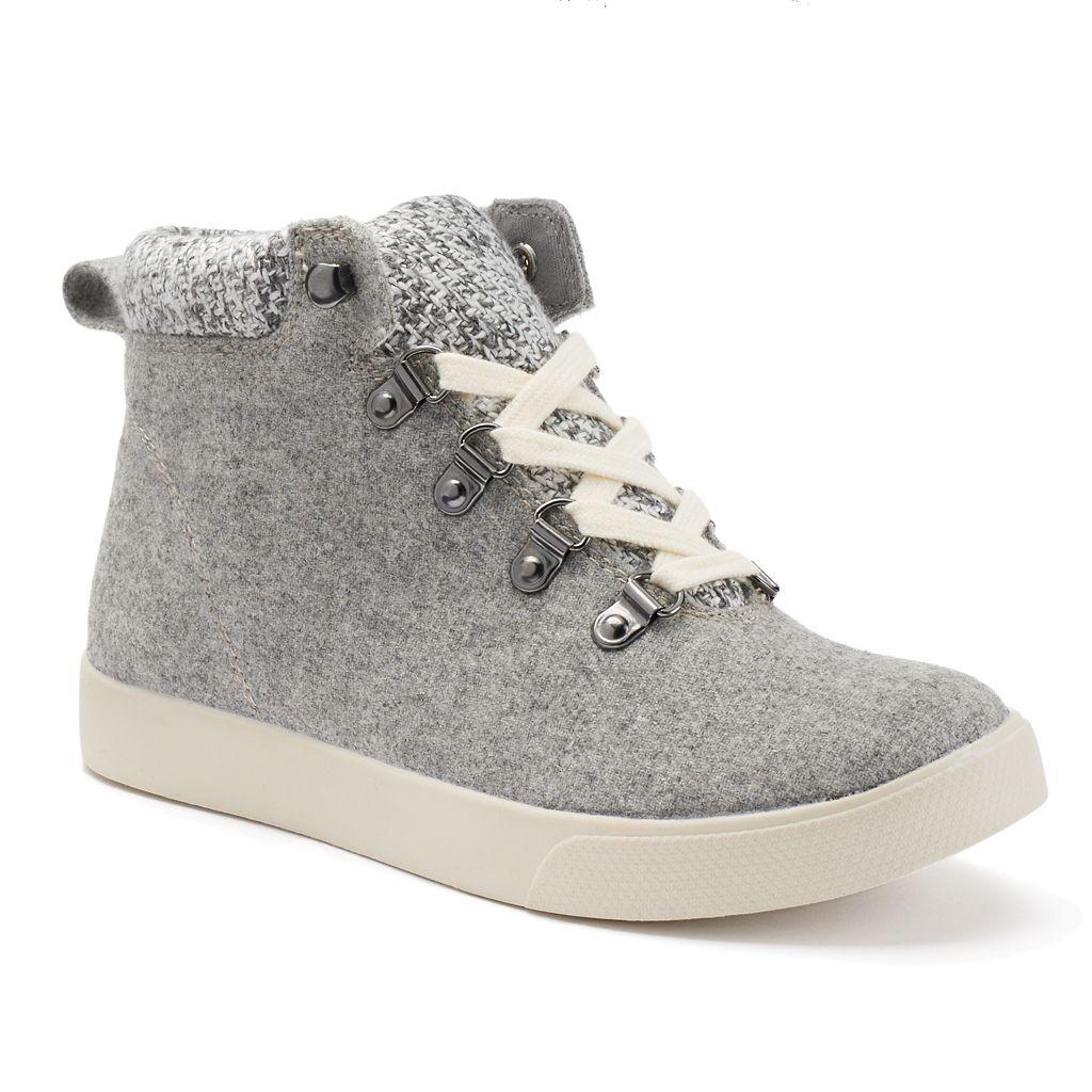 SO® Women's Mid-Top Sneakers