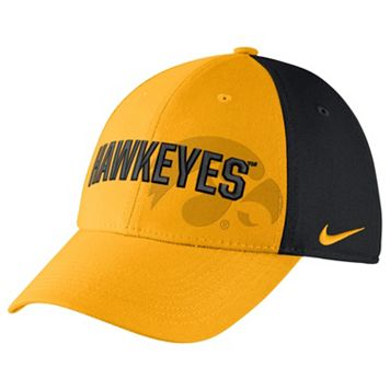 Men's Nike Iowa Hawkeyes Classic Flex-Fit Cap