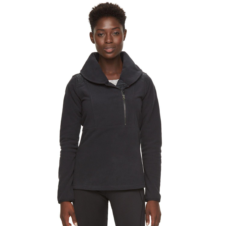 Womens Columbia Lake Mary Half Zip Fleece Jacket