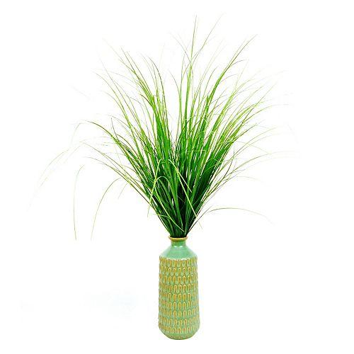 Designs by Lauren Artificial Cypress Grass Arrangement