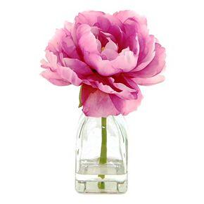 Designs by Lauren Artificial Pink Peony Arrangement