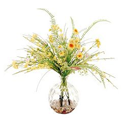 Designs by Lauren Artificial Wildflowers Arrangement