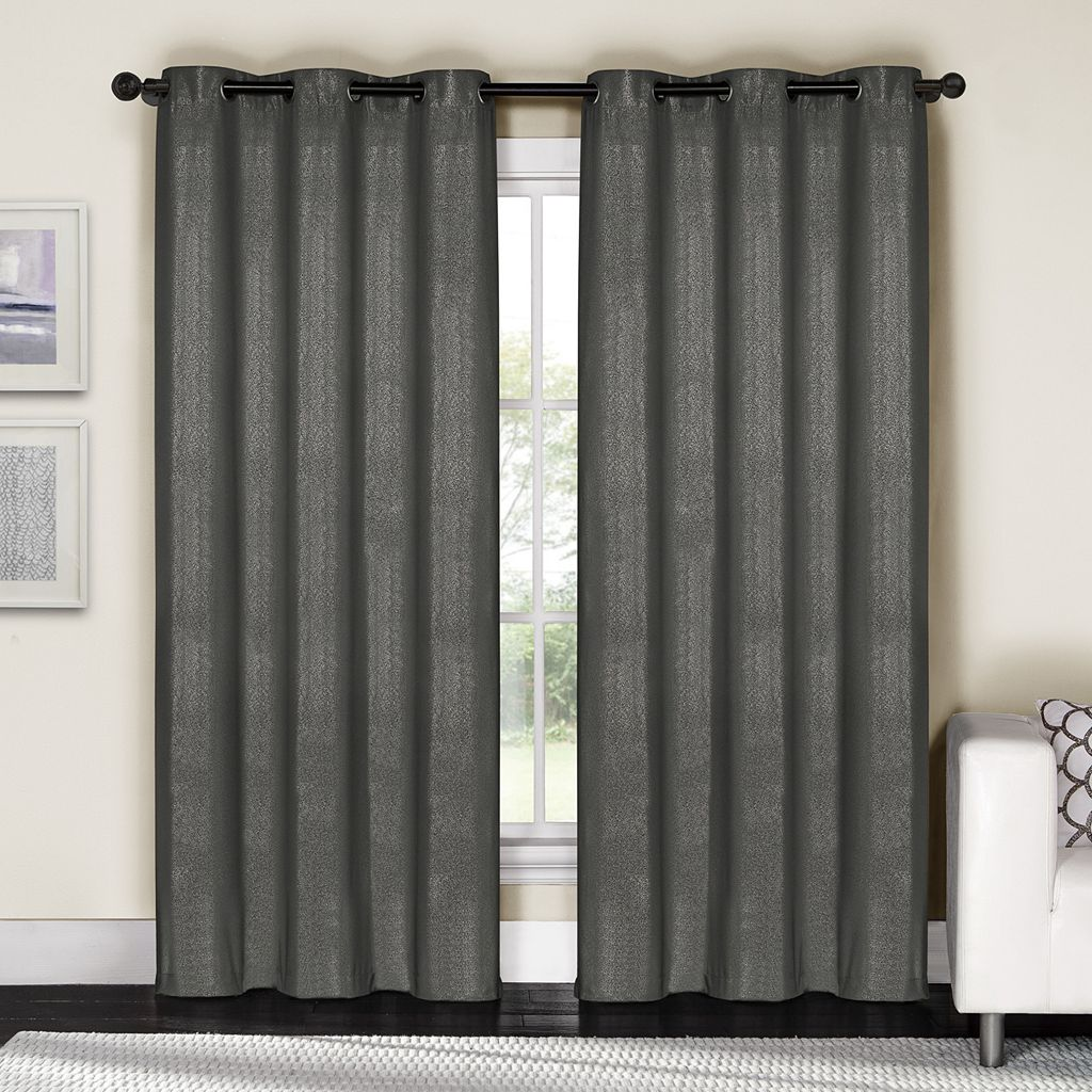 VCNY 2-pack Starlet Curtains