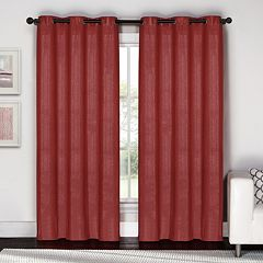 VCNY 2-pack Starlet Window Curtains