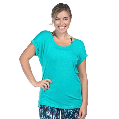 Women S Pl Movement By Pink Lotus Cross Back Yoga Top