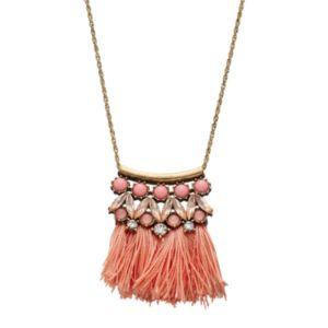 C.O. & Co. Fringe Necklace