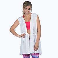 Women's PL Movement by Pink Lotus Beautiful Cover Up Vest