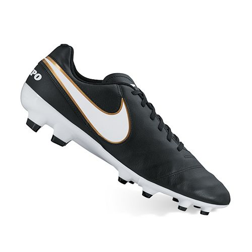 c4f035c62 Nike Tiempo Genio Leather II Firm-Ground Men's Soccer Cleats