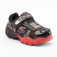 Skechers Star Wars Darth Vader Boys' Light-Up Shoes