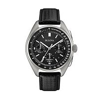 Bulova Men's Special Edition Lunar Pilot Chronograph Watch & Interchangeable Band Set - 96B251