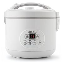 Aroma Cool Touch 12-Cup Digital Rice Cooker