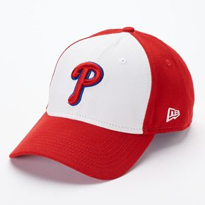 Adult New Era Philadelphia Phillies The League 9FORTY Adjustable Cap