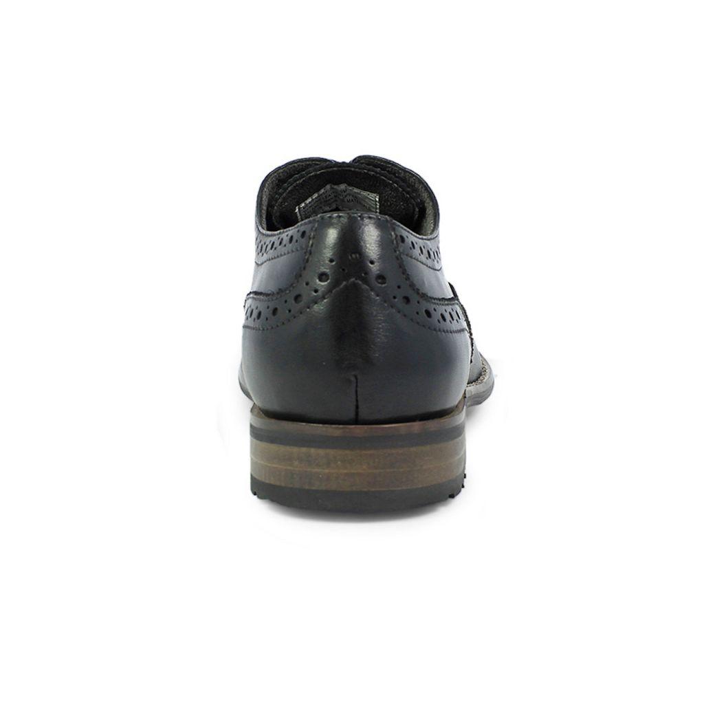 Nunn Bush TJ Men's Wingtip Oxford Dress Shoes
